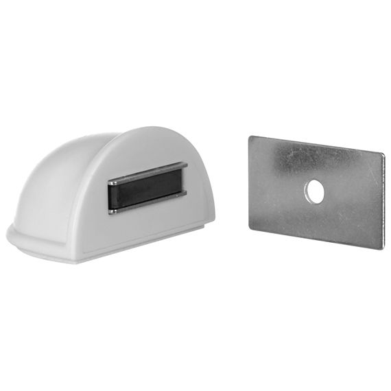 Prendedor de Porta Magnético Adesivo Fixa Porta Autoadesivo