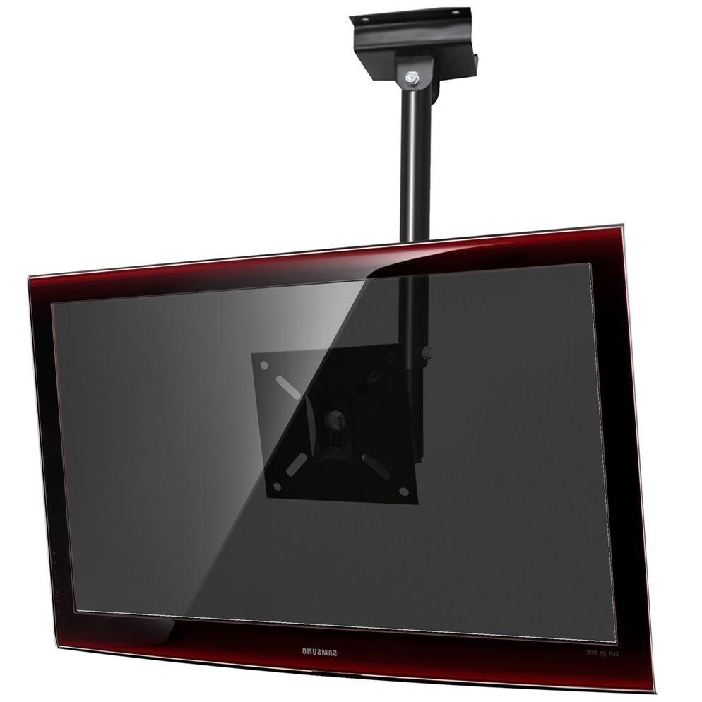 """Suporte de Tv Para o Teto - Tv LCD, Plasma, Led de 10"""" A 40"""" Com Rotação 360º - SBRP150"""