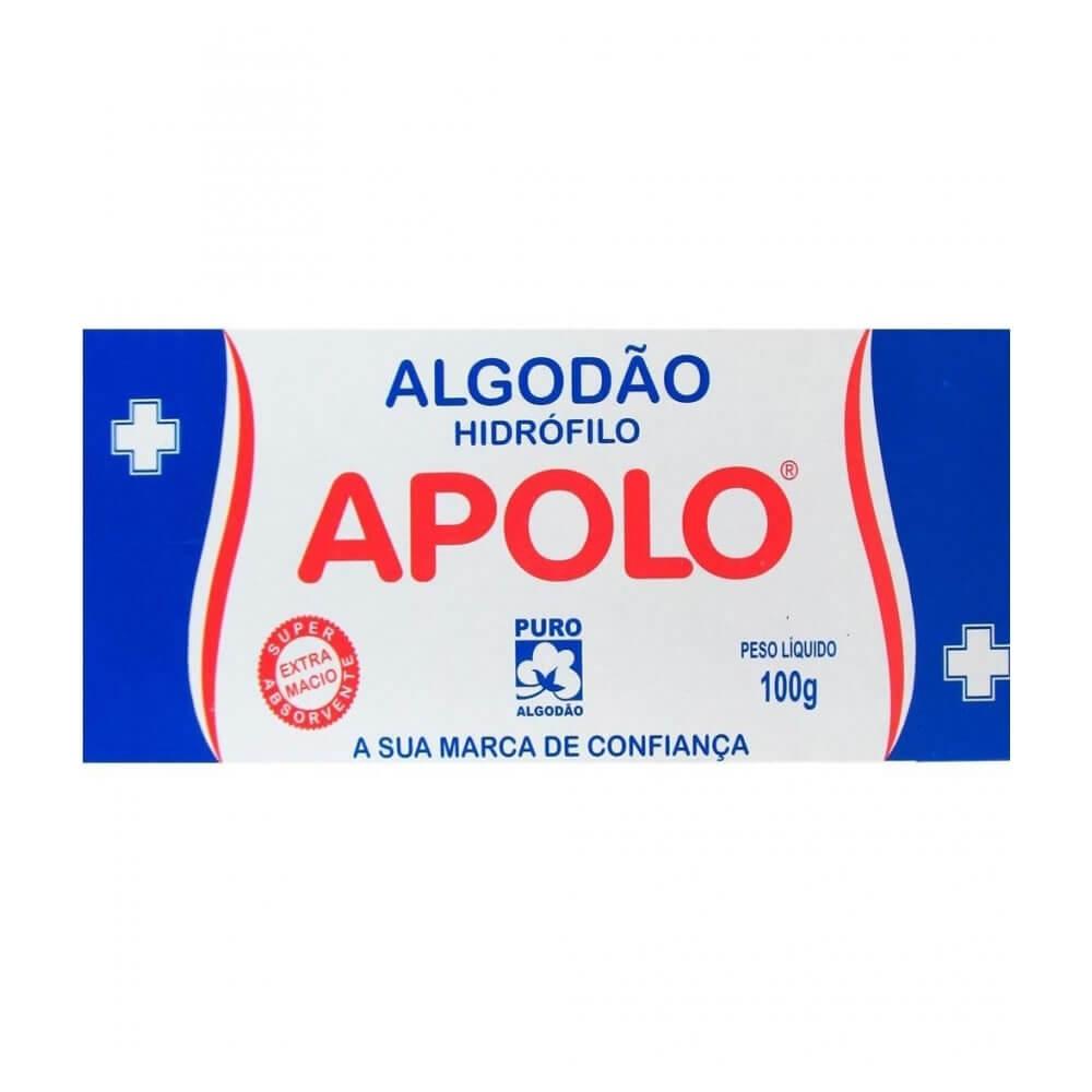 Algodão 100g - Apolo