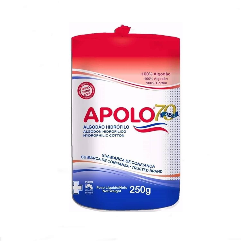 Algodão 250g - Apolo