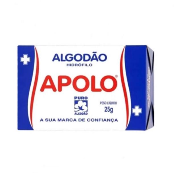 Algodão Apolo - 25g