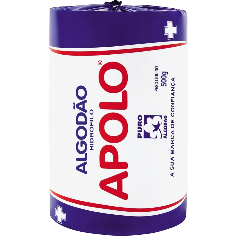 Algodão Apolo 500g - Apolo