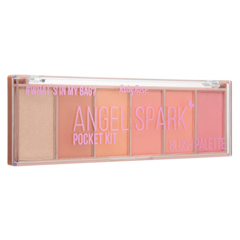 Paleta Angel Spark Blush - Ruby Rose