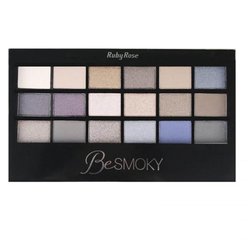 Paleta de Sombras BeSmoky - Ruby Rose