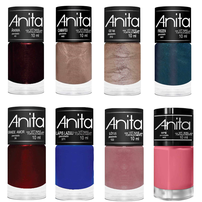 Esmalte Anita Perolado - 10ml