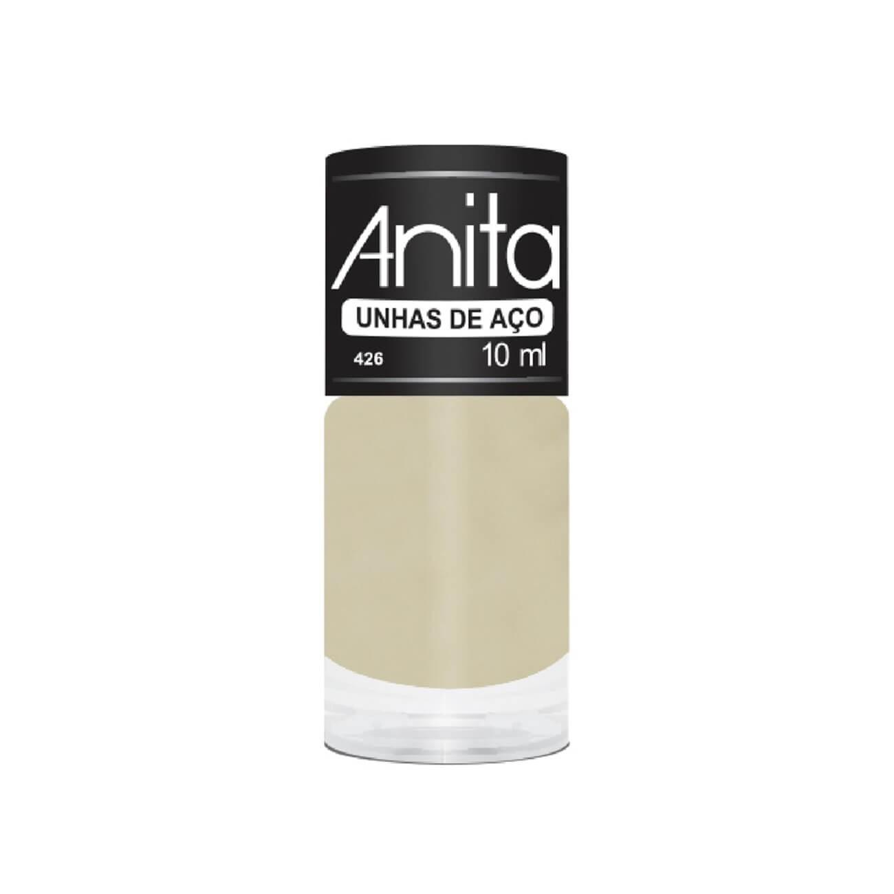 Esmalte Unhas de Aço 10ml - Anita
