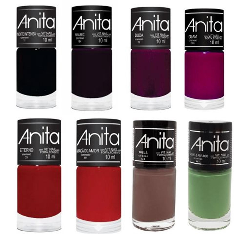 Esmalte Anita Cremoso - 10ml
