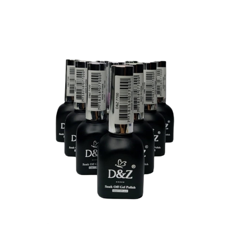 Esmalte Em Gel 12ml - D&Z