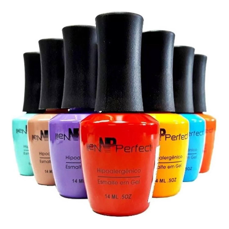 Esmalte em Gel Hipoalergênico - Nail Perfect