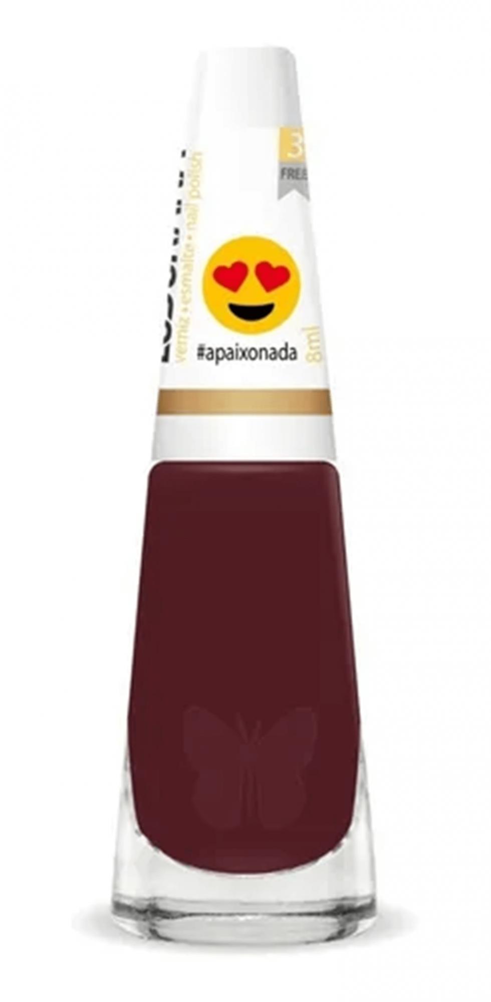 Esmalte Emoji 8ml - Ludurana