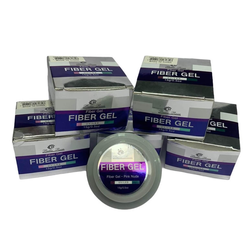 Fiber Gel 15ml - Bella Rosa
