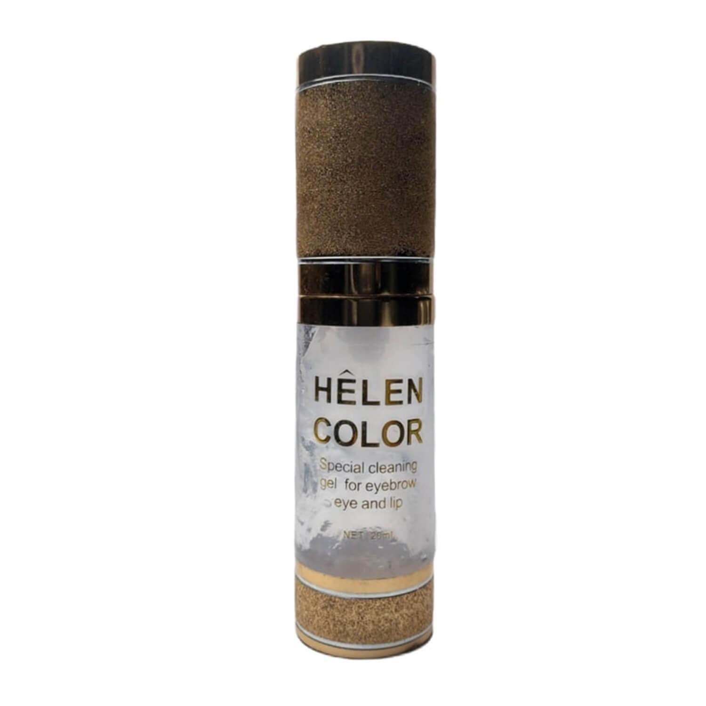 Gel De Limpeza Para Cílios - Hêlen Color