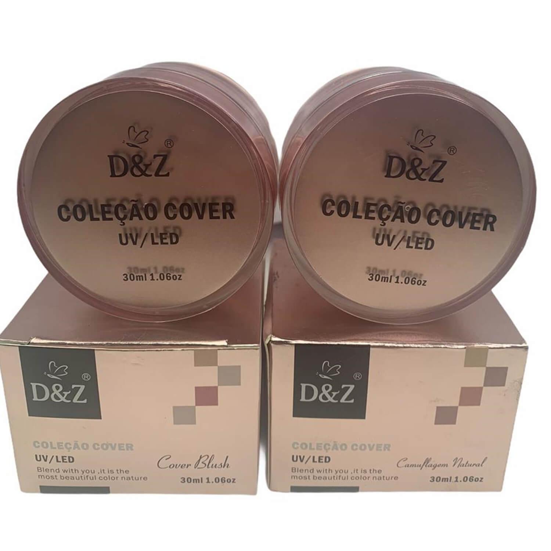 Gel D&Z - Coleção Cover - 30 ml