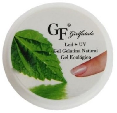Gel Gelatina Ecológico - Girl Fatale - 15g