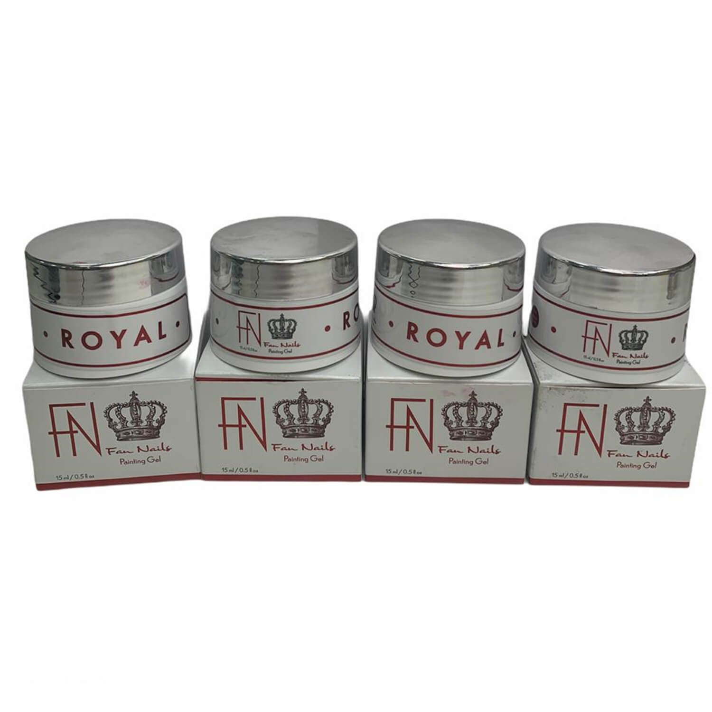 Royal Painting Gel 15ml - Fan Nails