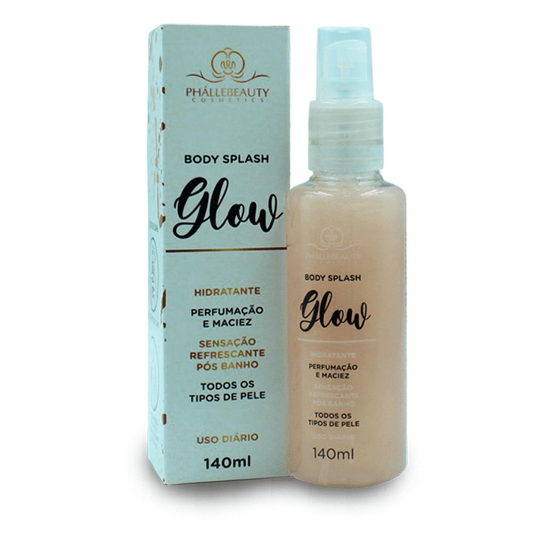 Hidratante Body Splash Glow - 140ml - Phállebeauty