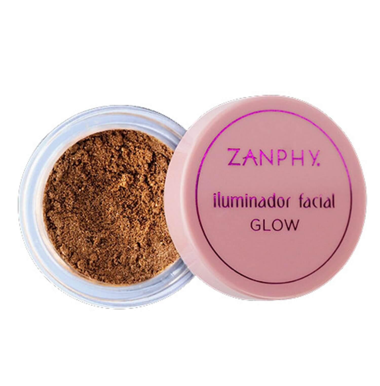 Iluminador Facial Glow - Zanphy