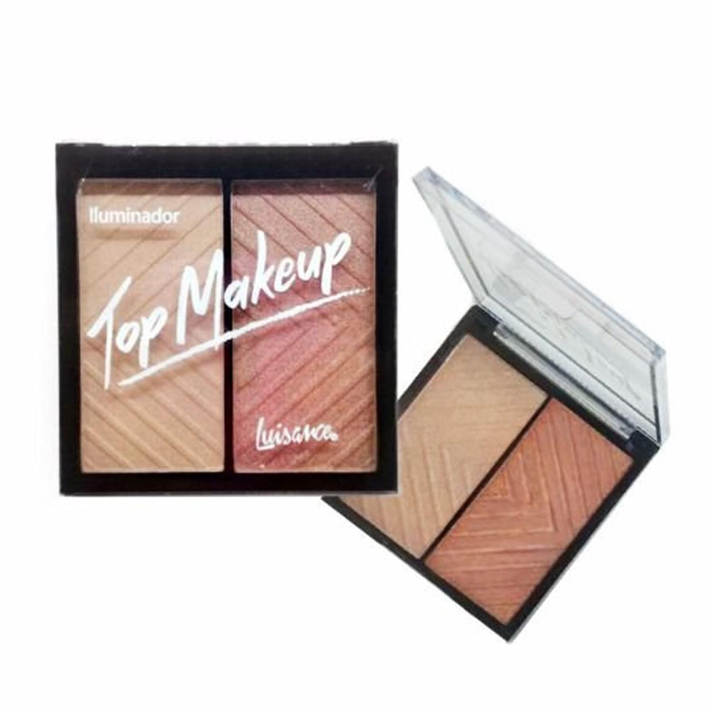 Iluminador Top Makeup - Luisance