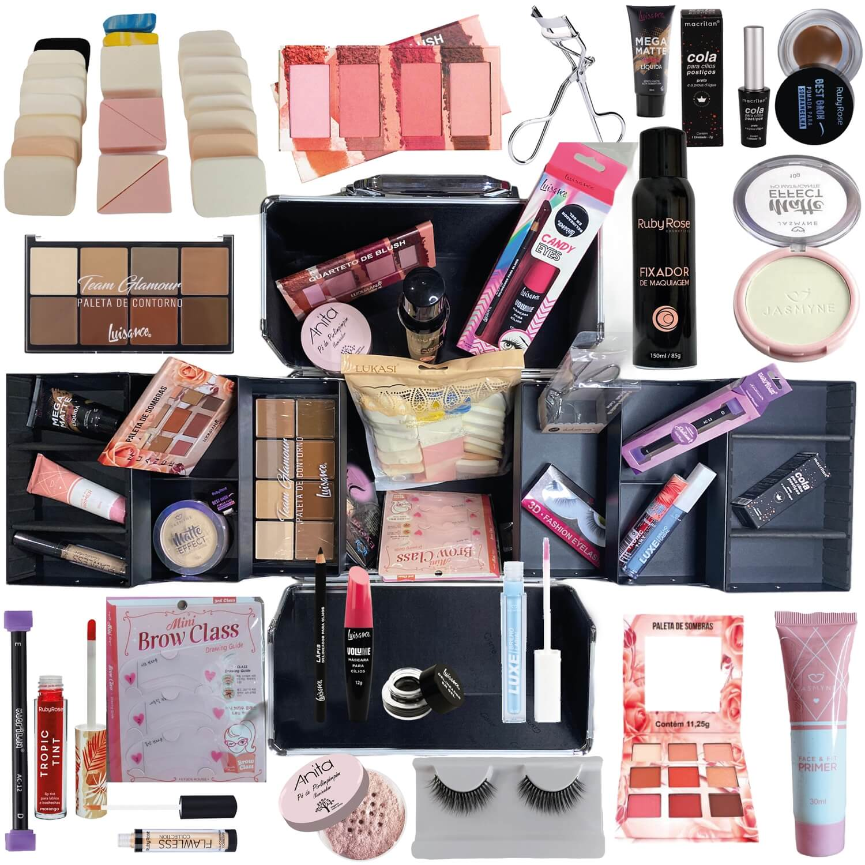 Kit Maquiagem Completo - B