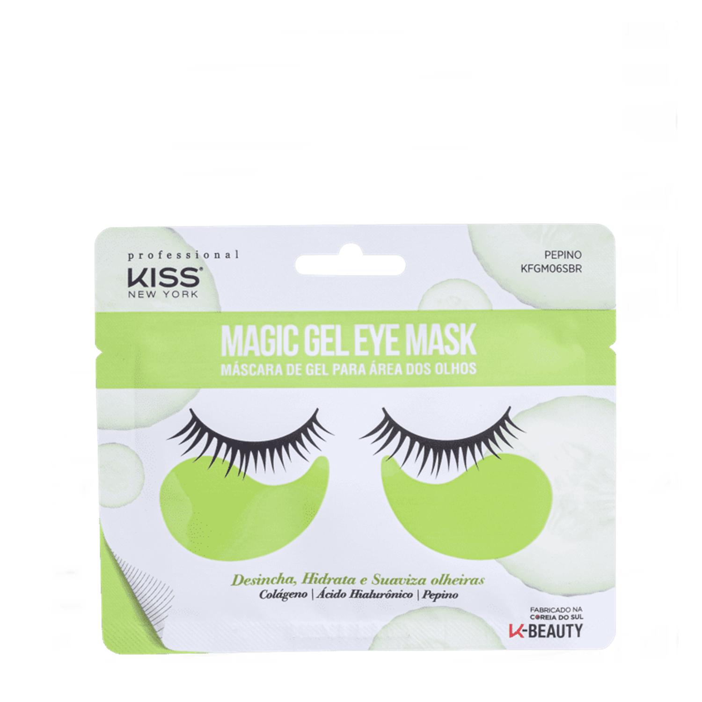 Máscara De Gel Para Área dos Olhos Colágeno - Kiss New York