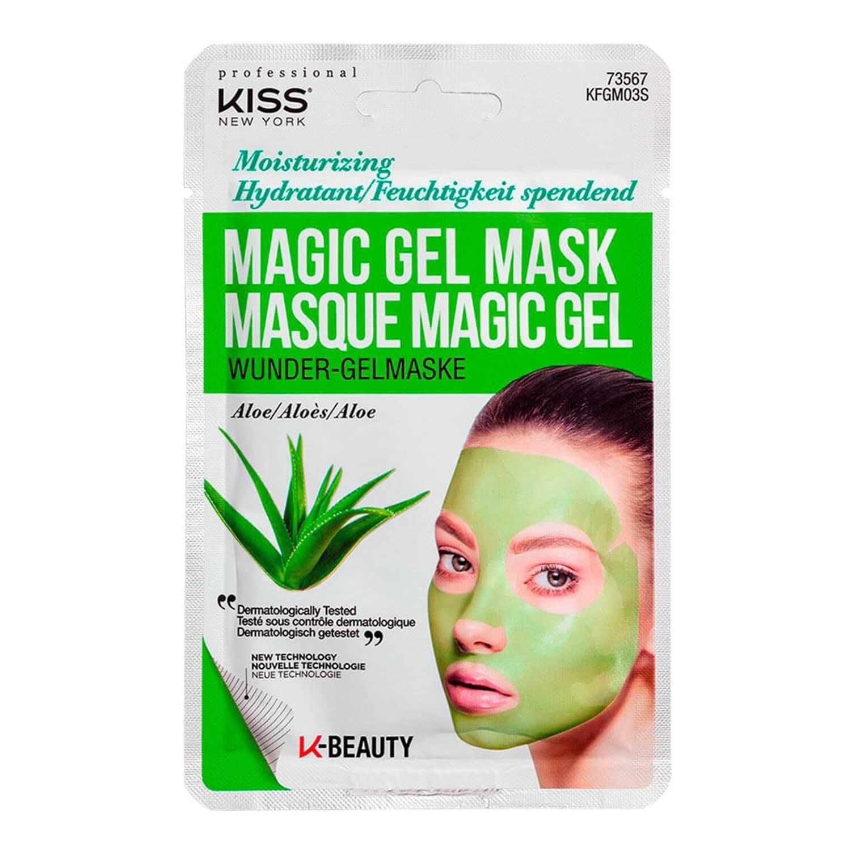 Máscara Facial de Gel Aloe - Kiss New York