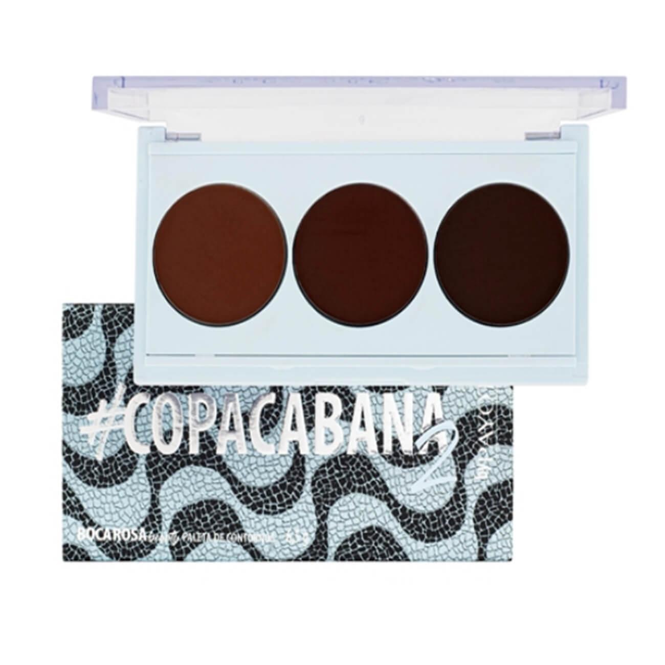 Paleta de Contorno #Copacabana2 - Boca Rosa Beauty