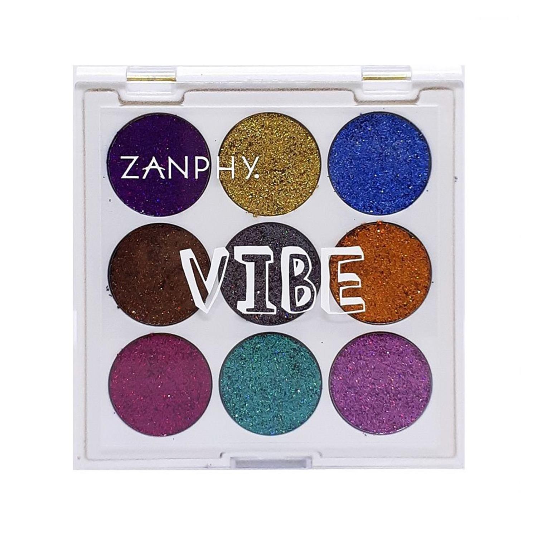 Paleta de Glitter Holográfico - Zanphy