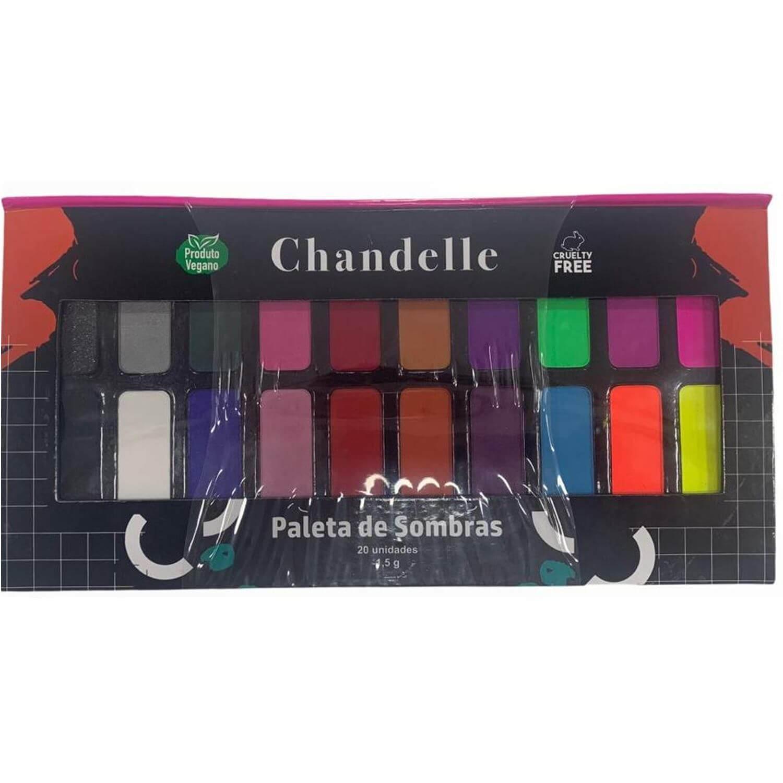 Paleta de Sombras - Chandelle