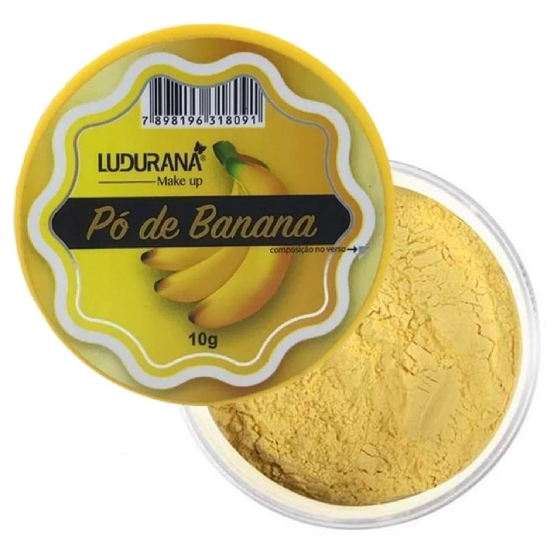 Pó Banana 10G - Ludurana