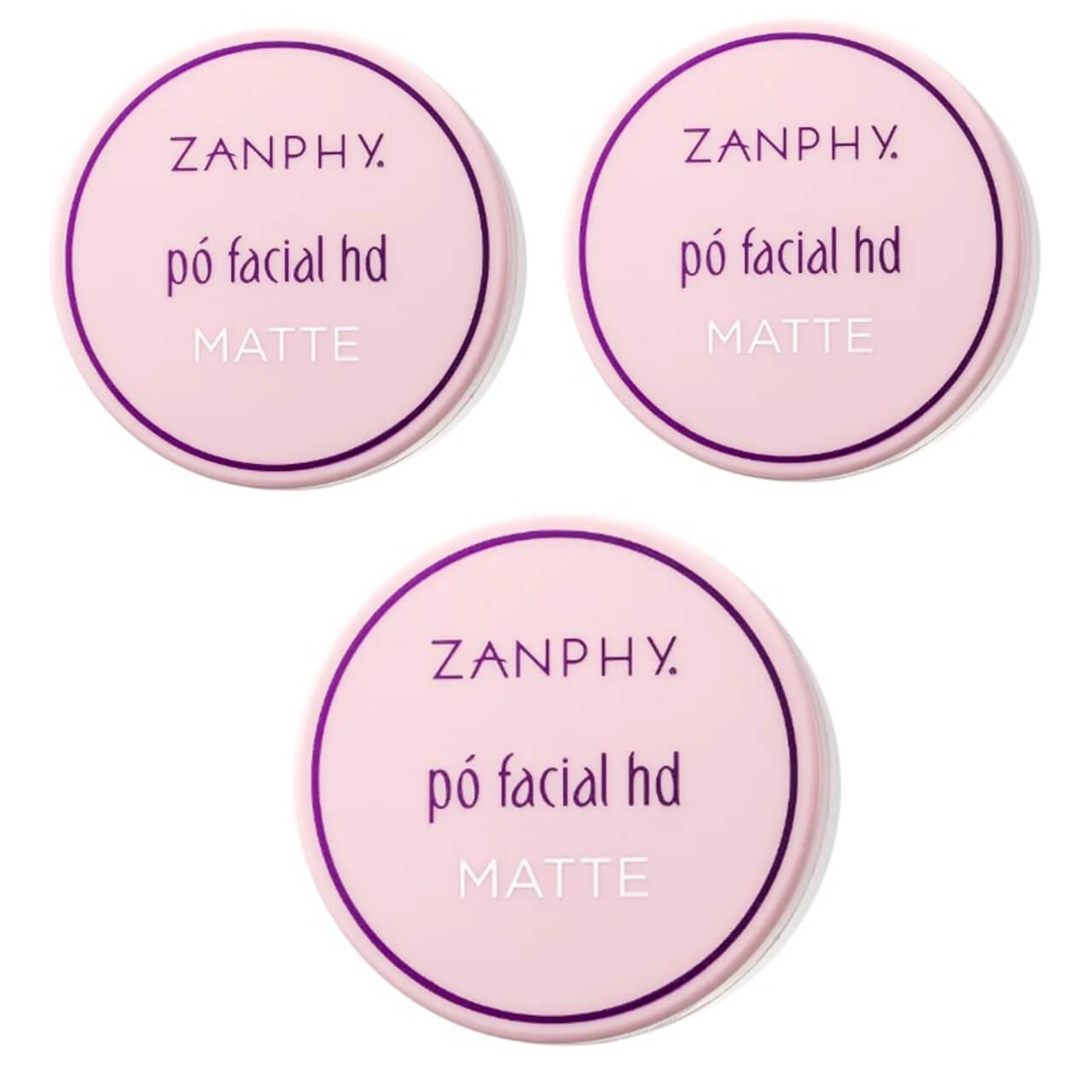 Pó Facial HD - Zanphy