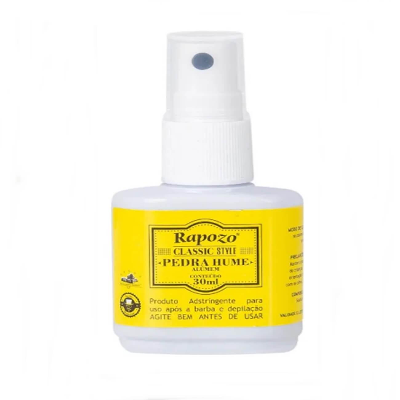Spray Pedra Hume Rapozo - 30ml