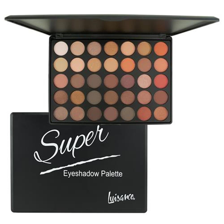 Super Eyeshadow Palette - Luisance