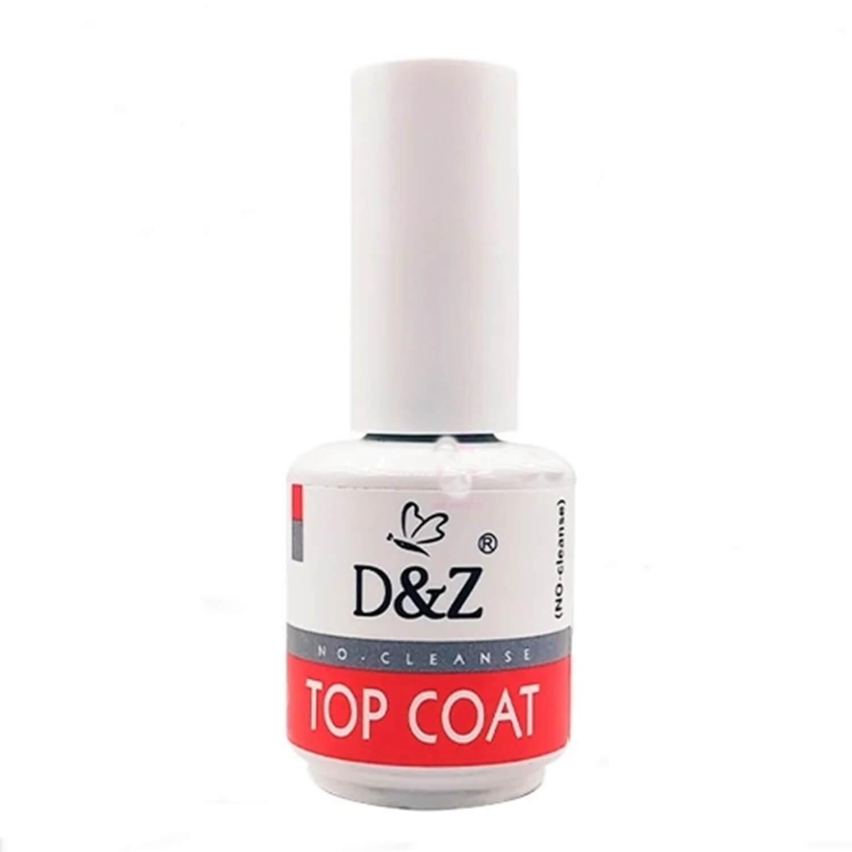 Top Coat - 15ml - D&Z