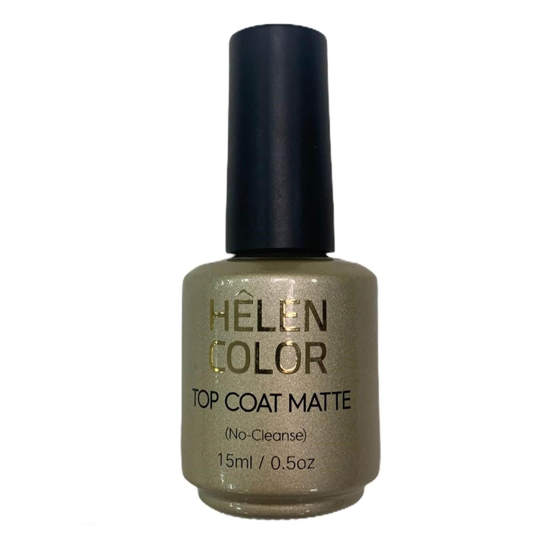 Top Coat Matte - 15ml - Hêlen Color