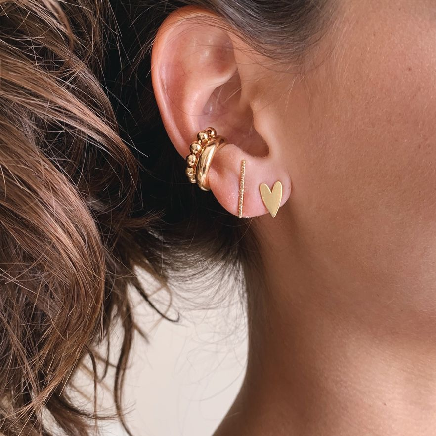 Piercing Gou Dourado