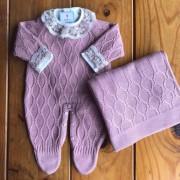 Saída de Maternidade Colmeia - Rosê