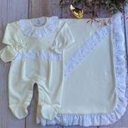 Saída de Maternidade Xodó - (COLEÇÃO OUTONO 2021)