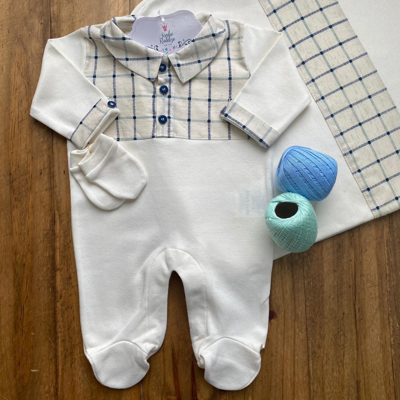 Saída de Maternidade Scott (40% OFF)