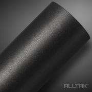 Adesivo Envelopamento Black Jateado 0,10x1,38cm - Alltak