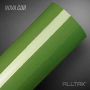 Adesivo Envelopamento Green Mandacaru Ultra 0,10x1,38cm - Alltak