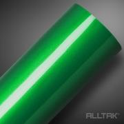 Adesivo Envelopamento Green Metallic Ultra 0,10x1,38cm - Alltak