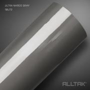 Adesivo Envelopamento Grey Nardo Ultra 0,10x1,38cm - Alltak