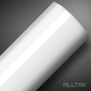 Adesivo Envelopamento White Coconut Ultra 0,10x1,38cm - Alltak