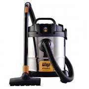 Aspirador de Pó em Inox 12 Litros 220V - Wap