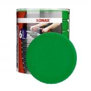 Boina de Espuma Verde 80MM (Unidade) - Sonax