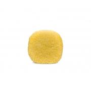 Boina de Lã Dupla Face 5 Super Macia (Amarela) - Zaplus
