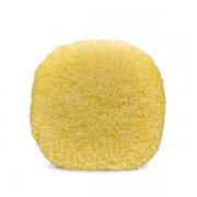 Boina Dupla Face Macia para Polimento - Amarela
