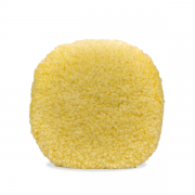 Boina Dupla Face Super Macia para Polimento - Amarela
