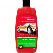 California Gold Ultimate Wax System (Brilho Rápido) 473ml - Mothers