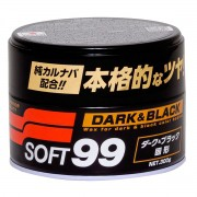 Cera Dark & BlacK Carnauba 300g - Soft99